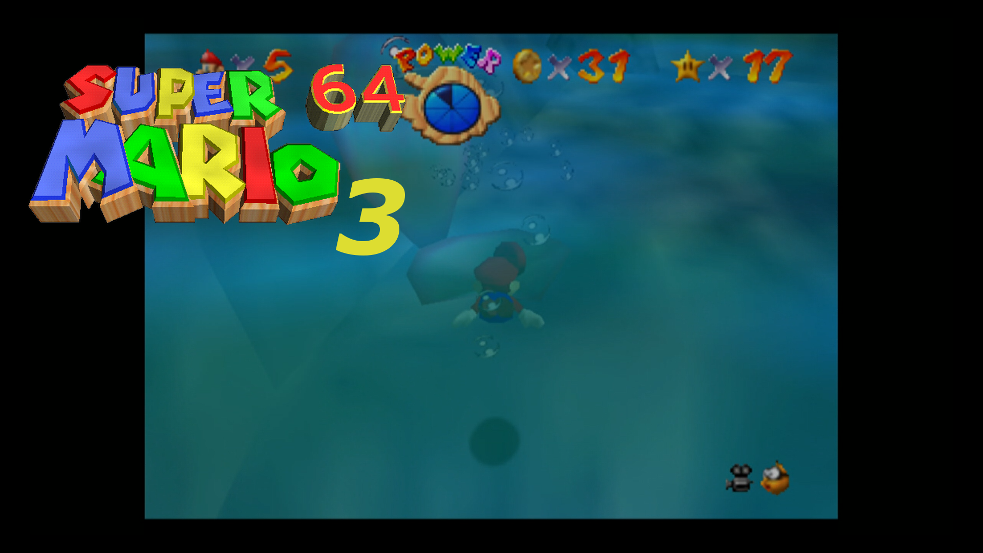 Lets Play Plato Super Mario 64 Part 3 Synleto