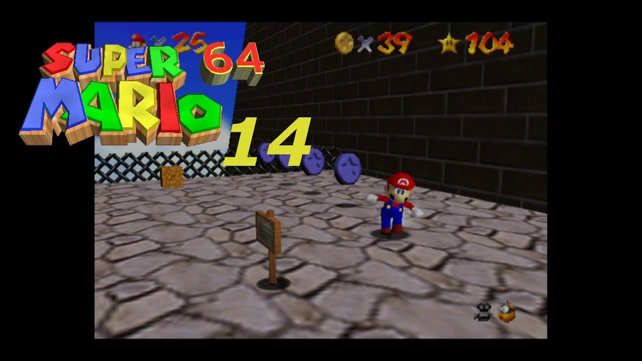 Lets Play Plato Super Mario 64 Part 14 Synleto